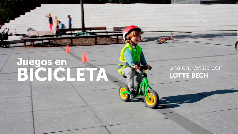 Juegos en bicicleta: Entrevista con Lotte Bech